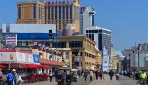 Best gambling city, Atlantic City, New Jersey