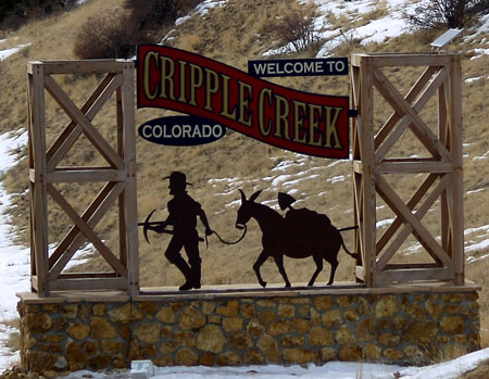 Cripple Creek, Colorado US