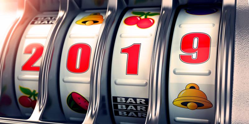 Online Gambling slots in 2019